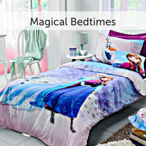 These Fun Bedsheets Will Make Your Kids Go to Bed Early