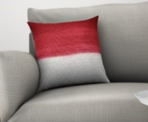 Dual Coloured Contrasting Cushion Covers