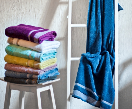 Innovative Bath Linen That You Need Right Now