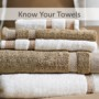 The Five Types Of Towels You Should Know