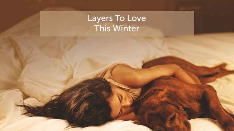 Know Your Winter Bed Linen