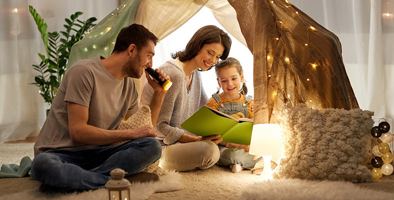 Reinventing indoor nooks: Décor Therapy for Moms & Kids