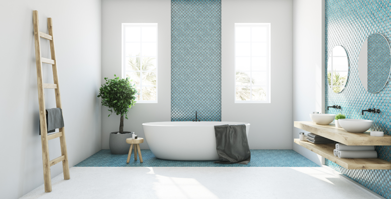 Refresh your bath space with these quick decor hacks