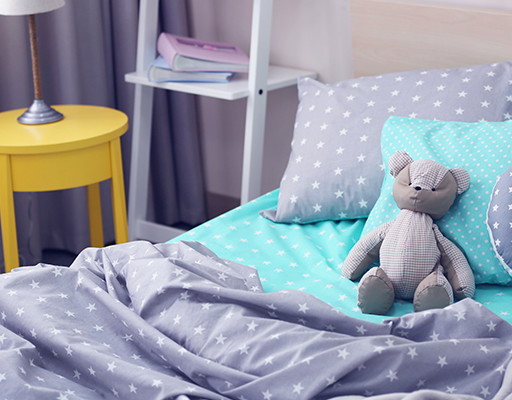 Decorate Your Kids Bed With Their Favourite Cartoon Characters