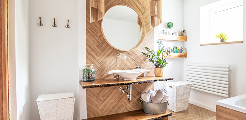 Styling Tips and Ideas for A Chic Bathroom Makeover