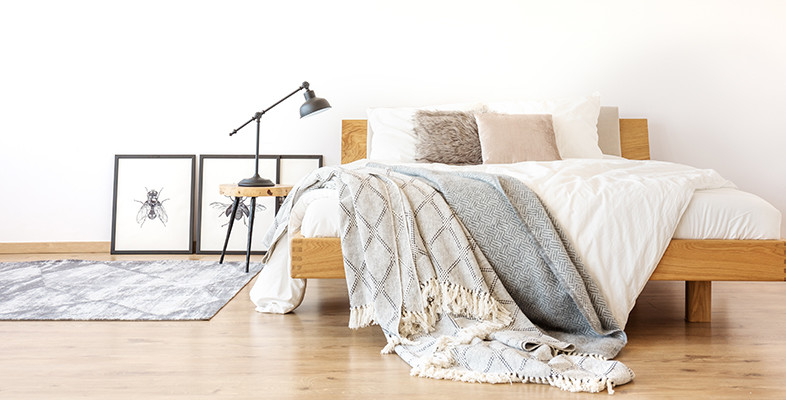 How To Get Your Bedroom to Look Aesthetically Pleasing
