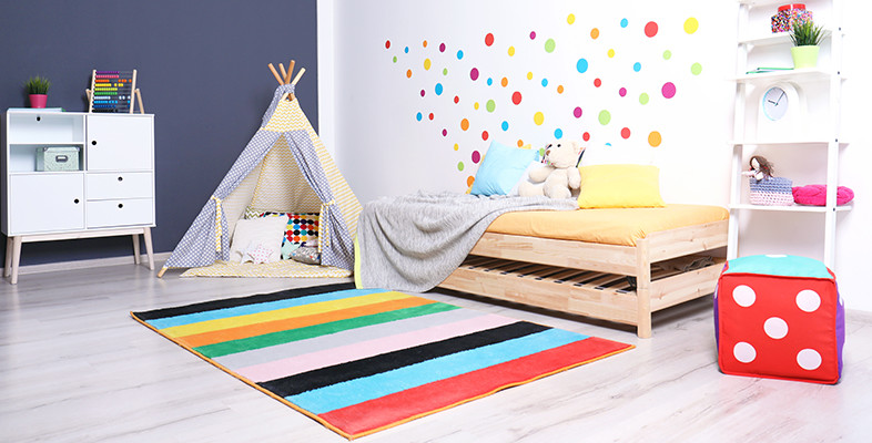 Here's What You Need To Know About Runners For Your Kids Bedroom