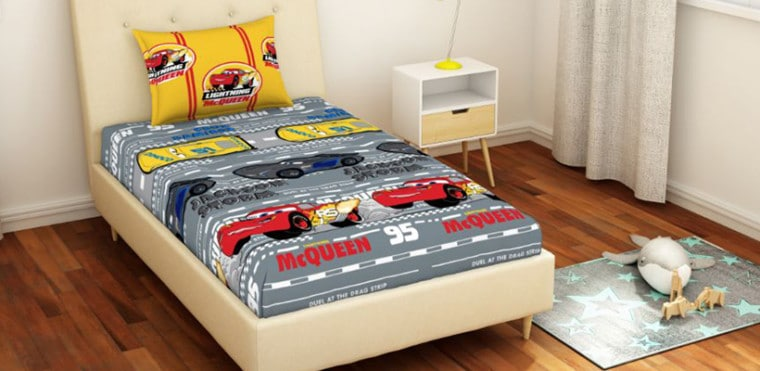 Bedsheet Themes That Will Delight Your Kids
