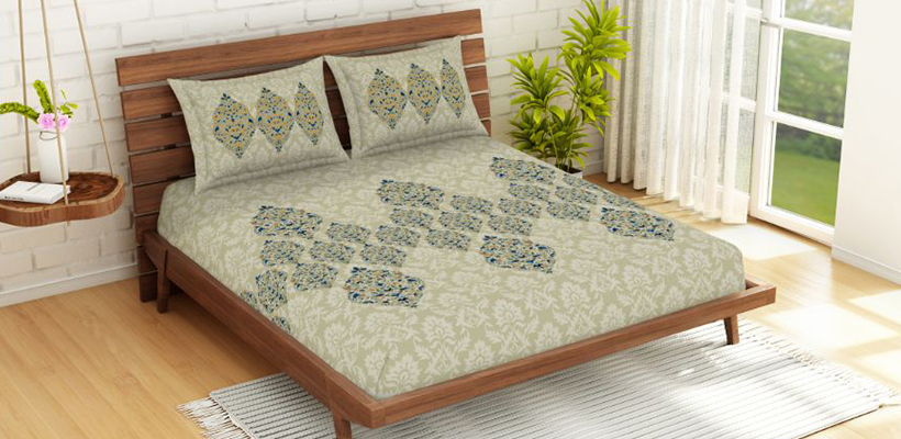 Essential Anti-Viral Double Bed Sheet