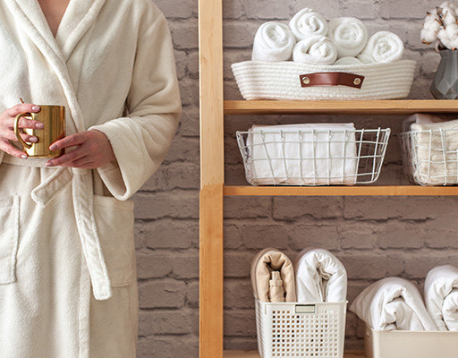 Does Your Bath Linen Embody You? Let's Find Out
