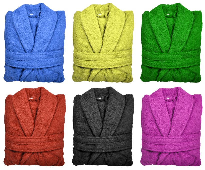 Choose from Spaces Wide Range of Bathrobes