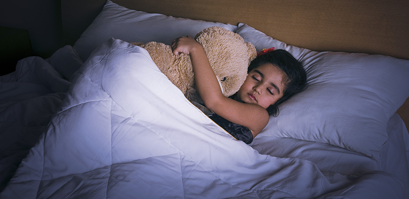 Want Complete Nourishment? Don't Forget To Sleep Well